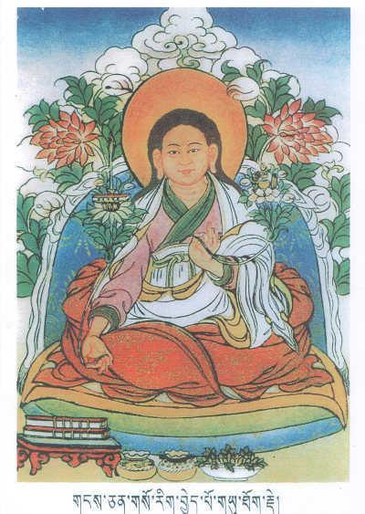Yuthok l'Ancien, père de la médecine tibétaine