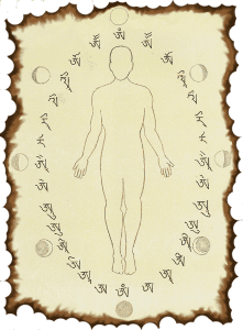 Massage tibétain de l'énergie bLa